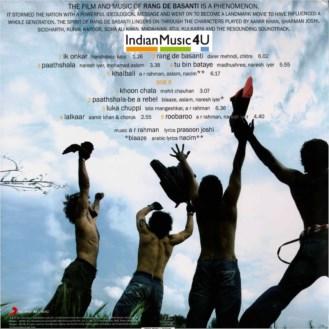 Rang De Basanti CD / DVD / Blu-Ray / Vinyl - Aamir Khan