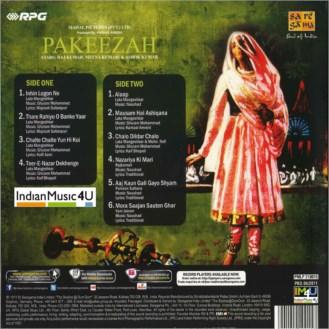 Pakeezah DVD / Vinyl - Raj Kumar