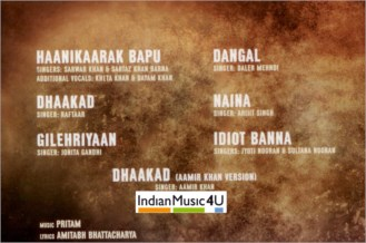 Dangal DVD / BLU-RAY / CD - Aamir Khan