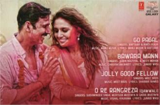 Jolly LLB 2 CD - Akshay Kumar