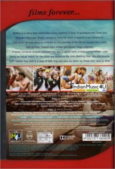 Befikre DVD / BLU-RAY / CD - Ranveer Singh
