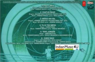 Machine CD - Mustafa Burmawalla