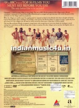 Lagaan DVD / CD / VINYL - Aamir Khan