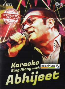 Sing Along With ABHIJEET Karaoke MP3 - Tips
