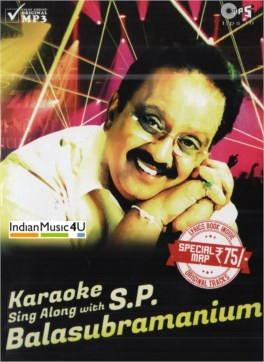 Sing Along With S. P. BALASUBRAMANIUM Karaoke MP3 - Tips