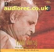 A Spiritual Journey CD - Pandit Jasraj
