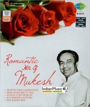 Romantic Hits Of Mukesh MP3