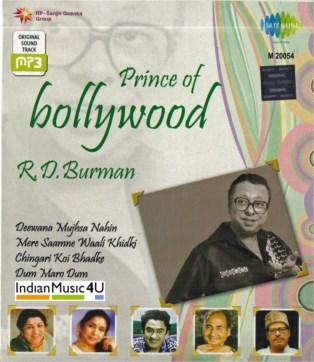 Prince Of Bollywood R. D Burman MP3