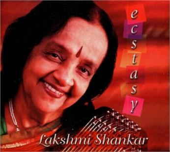 Ecstasy CD - Lakshmi Shankar - FREE SHIPPING