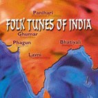 Folk Tunes of India CD - Vijaykumar Sant - FREE SHIPPING