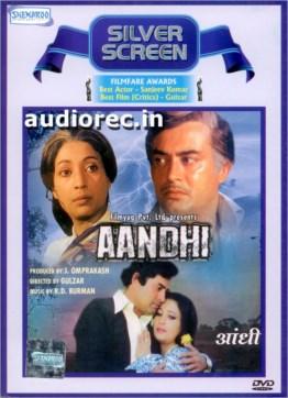 Aandhi DVD - Sanjeev Kumar