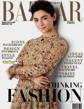 Harpers Bazaar India Magazine