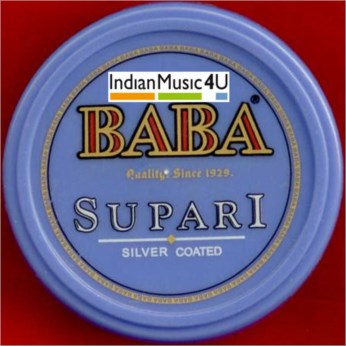 BABA Silver Coated Flavoured Supari 3 Tins