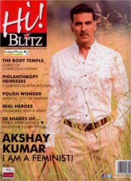 Hi! Blitz Magazine