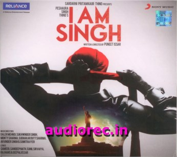 I Am Singh CD