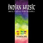 Indian Music. Vol.1 CD - FREE SHIPPING