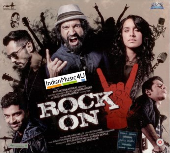 Rock On 2 DVD / CD - Arjun Rampal