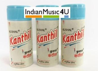 Kushal Kanthil 5 Gram x 3 Bottles
