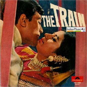 The Train DVD / VINYL - Rajesh Khanna