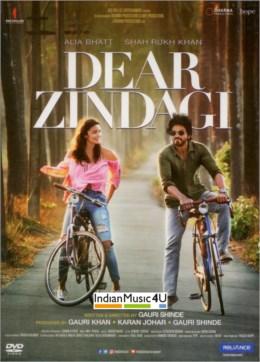 Dear Zindagi DVD / BLU-RAY / CD - Shahrukh Khan
