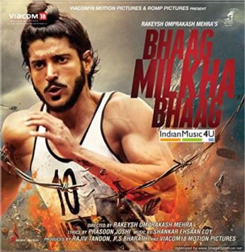 Bhaag Milkha Bhaag CD / DVD / Blu-Ray / Vinyl - Farhan Akhtar