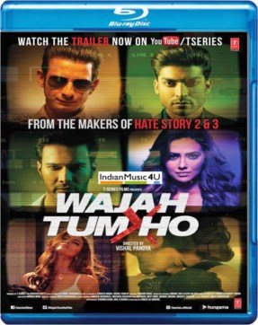 Wajah Tum Ho DVD / CD - Sharman Joshi