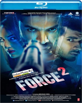 Force 2 CD / DVD - John Abraham
