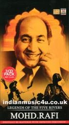 Legends of Five Rivers MODH. RAFI CD