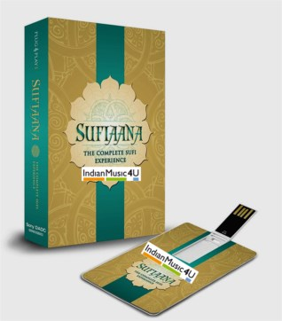 Music Card: Sufuana (320 Kbps MP3 Audio) USB