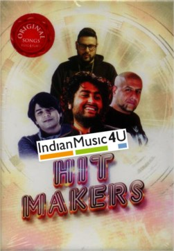 Music Card: Hit Makers (320 Kbps MP3 Audio)