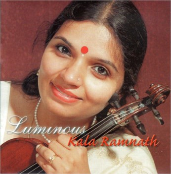 Luminous CD - Kala Ramnath - FREE SHIPPING
