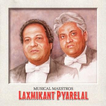 Musical Maestro's Laxmikan Pyarelal CD - FREE SHIPPING