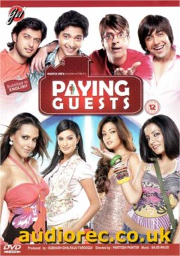 Paying Guests DVD - 2009