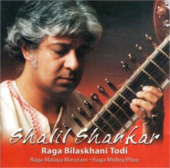 Raga Bilashkhani Todi CD - Shalil Shankar - FREE SHIPPING