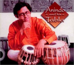 Anindo And His Tabla CD - Anindo Chatterjee - FREE SHIPPING