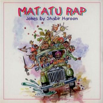SHABBIR HAROON Matatu Rap CD - FREE SHIPPING