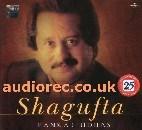 Shagufta Vol 1 & 2 CD - Pankaj Udhas