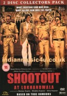 Shoot Out At Lokhandwala DVD / Blu-Ray