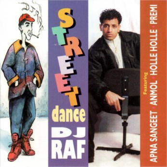 Street Dance CD - FREE SHIPPING