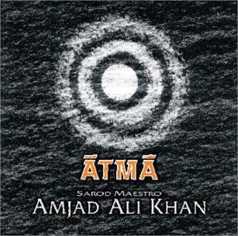 Atma CD - Ustad Amjad Ali Khan - FREE SHIPPING