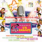 The Best of Sa Re Ga Ma Little Champs CD