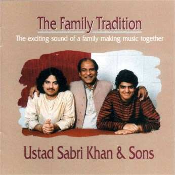 The Family Tradition CD - Ustad Sabri Khan - FREE SHIPPING