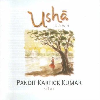 Usha - Dawn CD - Kartick Kumar - FREE SHIPPING
