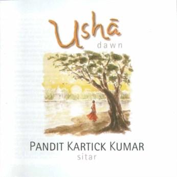 Usha - Dawn CD - Kartick Kumar - FREE SHIPPING