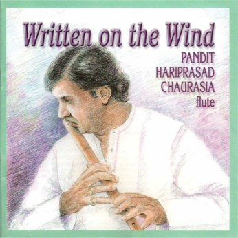 Written on the Wind CD - Hariprasad Chaurasia - FREE SHIPPING