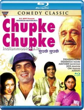 Chupke Chupke DVD / Blu-Ray - Dharmendra