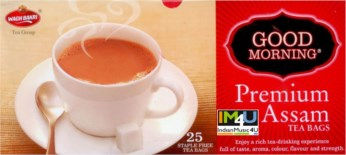 Wagh Bakri Good Morning Premium Assam 50 Tea Bags