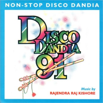 Disco Dandiya '91 CD - FREE SHIPPING