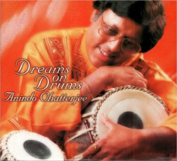 Dreams on Drums CD - Anindo Chatterjee - FREE SHIPPING