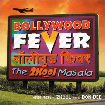 Bollywood Fever CD  - 2Kool - FREE SHIPPING